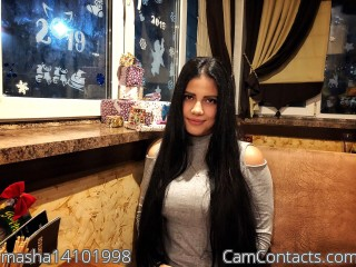 Webcam model masha14101998 from CamContacts