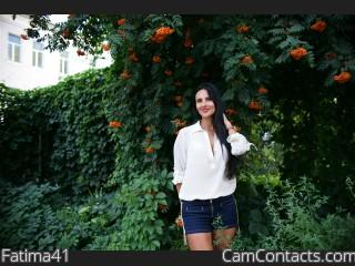 Fatima41's profile