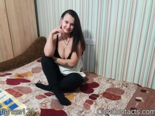 Start VIDEO CHAT with tigress121