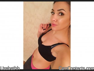 Webcam model Lizabethh from CamContacts