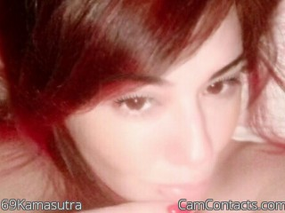 Webcam model 69Kamasutra from CamContacts