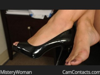 Webcam model MisteryWoman from CamContacts