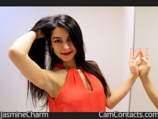 Webcam model JasmineCharm from CamContacts