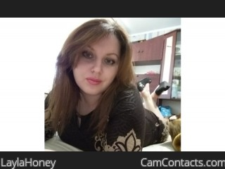Start VIDEO CHAT with LaylaHoney