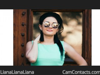 Start VIDEO CHAT with LianaLianaLiana