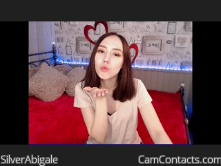 Start VIDEO CHAT with SilverAbigale