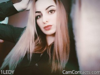 Webcam model 1LEDY from CamContacts