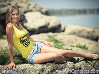 Webcam model JanettSun from CamContacts