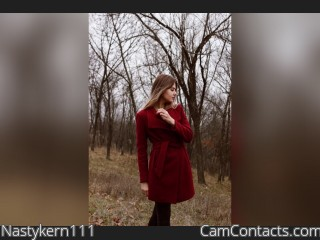 Webcam model Nastykern111 from CamContacts