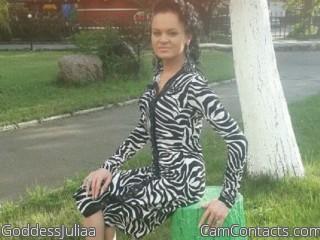GoddessJuliaa's profile