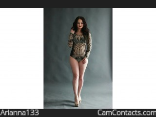 Webcam model Arianna133 from CamContacts
