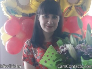Webcam model MissTaisha from CamContacts