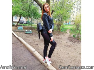 Webcam model AmaliaAmmal from CamContacts