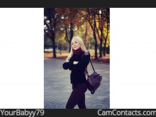 Webcam model YourBabyy79 from CamContacts