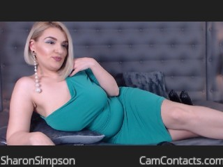 Start VIDEO CHAT with SharonSimpson
