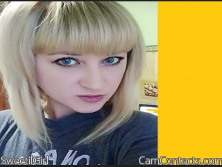 Webcam model SweetilGirl from CamContacts