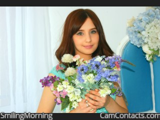 Webcam model SmilingMorning from CamContacts