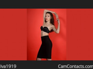 Webcam model Iva1919 from CamContacts