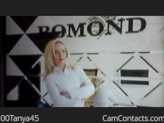 Webcam model 00Tanya45 from CamContacts