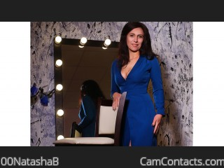 Webcam model 00NatashaB from CamContacts