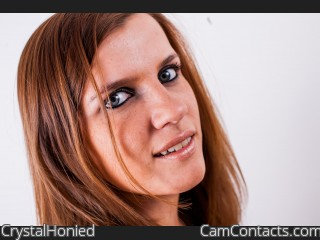 Webcam model CrystalHonied from CamContacts