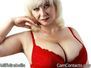 Webcam model MilfMirabellie from CamContacts