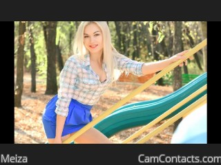 Webcam model Meiza from CamContacts