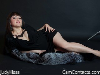Webcam model JudyKisss from CamContacts