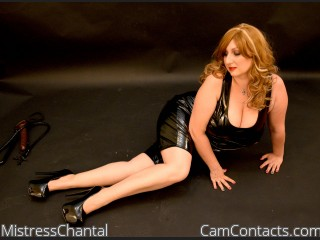 Webcam model MistressChantal from CamContacts
