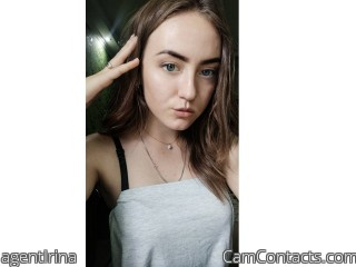 Webcam model agentIrina from CamContacts