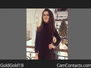 Webcam model GoldGold18 from CamContacts
