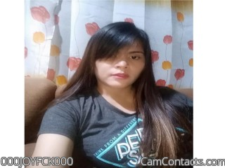 Webcam model 000JOYFCK000 from CamContacts