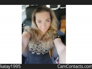 Webcam model katay1995 from CamContacts