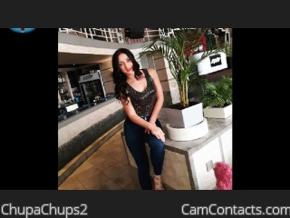 Webcam model ChupaChups2 from CamContacts
