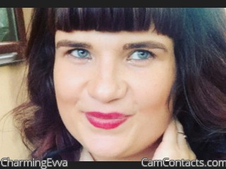 Webcam model CharmingEvva from CamContacts