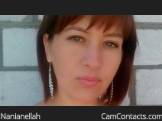 Webcam model Nanianellah from CamContacts