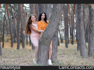 Webcam model NikaXRysa from CamContacts