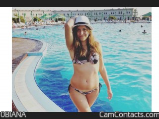 Webcam model 0BIANA from CamContacts