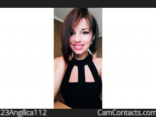 Webcam model 23Angilica112 from CamContacts