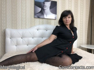 Webcam model MaryMagical profile picture