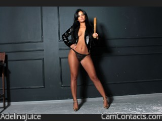 Webcam model AdelinaJuice from CamContacts