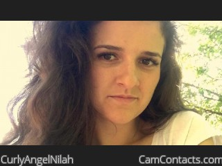Webcam model CurlyAngelNilah from CamContacts