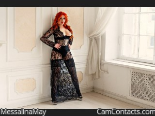 Webcam model MessalinaMay from CamContacts