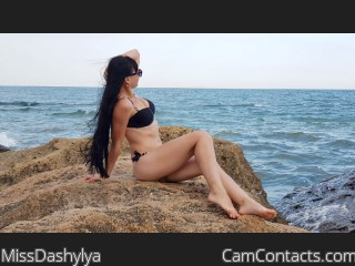 Webcam model MissDashylya from CamContacts