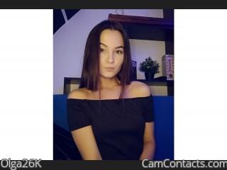 Olga26K's profile
