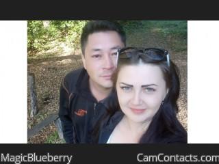 MagicBlueberry