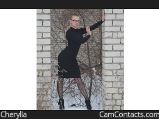 Webcam model Cherylia from CamContacts