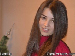 Webcam model Lamina from CamContacts
