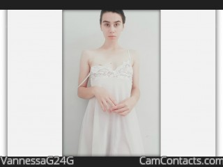 Webcam model VannessaG24G from CamContacts