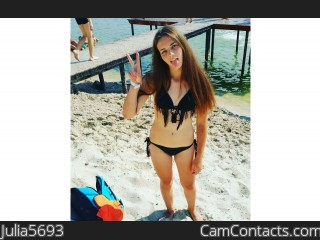 Webcam model Julia5693 from CamContacts